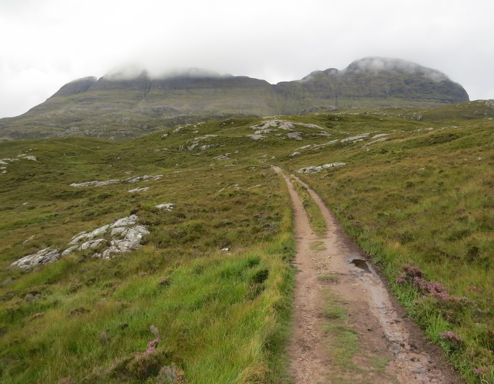 Track to Suilven