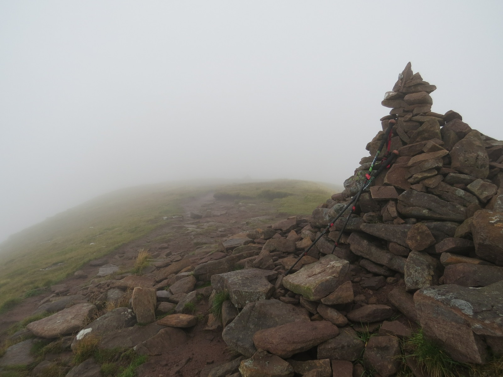 Suilven Summit Cairn